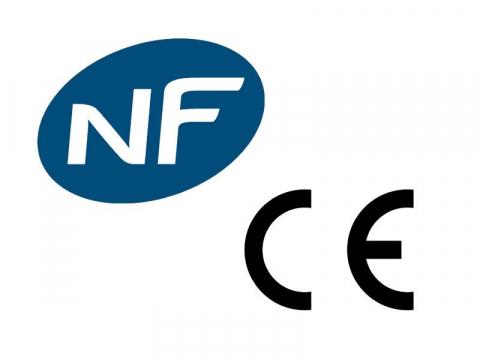 Normes NF et CE